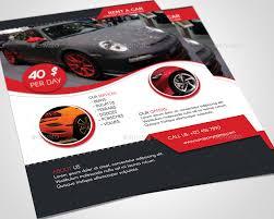 brochure templates drive car brochure template 10 car brochure templates that will drive