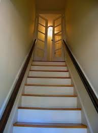 Stairs To Basement Ideas - door at the top of stairs design pictures remodel decor and