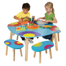 Kids Art Desk And Chair by Art Table And Chair Set Home Decorating Interior Design Bath