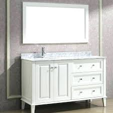 St Paul Bathroom Vanities St Paul Bathroom Vanity Vanity In Cherry With Effects