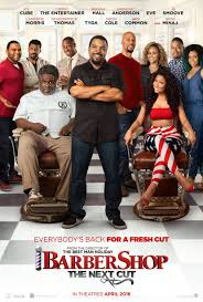 barbershop the next cut 1 of 10 extra large movie poster