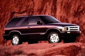 1995 05 chevrolet blazer consumer guide auto