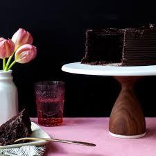 modern cake stand wood wedding cake stand white cake stand
