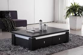 contemporary living room tables living room center table with drawer incredible homes living