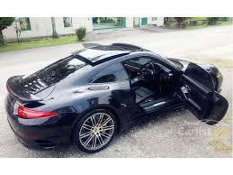 2014 porsche 911 turbo s price porsche 911 2014 turbo s 3 8 in kuala lumpur automatic coupe black