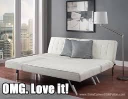 4 more photos of the emily convertible futon