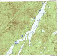 New York Thruway Map by Ny Route 30 The Adirondack Trail Indian Lake Sabael Area