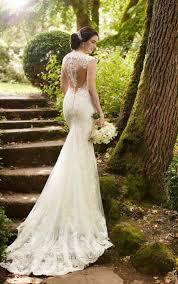 cap sleeve wedding dress with cameo back martina liana