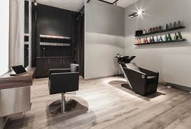 Bauhaus Hair By Reis Design Bailas Contemporary Coiffure Salons Salon Ideas And Sinks