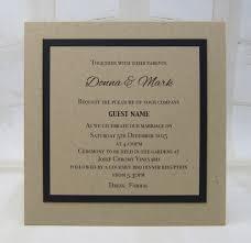Single Invitation Cards Invitations From 5 10 Invitation Avenue