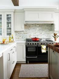 Black Stone Backsplash by 196 Best Backsplash Images On Pinterest Kitchen White Kitchens