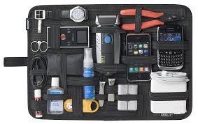 Amazon Travel Accessories Amazon Com Grid It Organizer Black Cpg51bk Cocoon Office