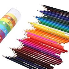 amazon com outera 48 color color pencils set drawing pencils