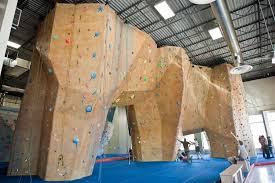 custom climbing wall system rockwerx inc climbing wall