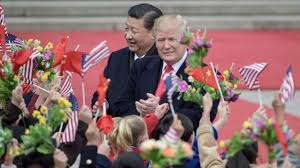 news update trump and xi begin talks after lavish welcome in china