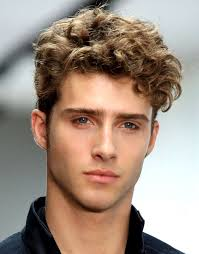 curly hair with bangs hairstyles for men 2017