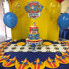 paw patrol birthday party ideas paw patrol party paw patrol