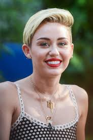 miley cyrus hairstyle name miley cyrus is already sick of her short hair stylecaster