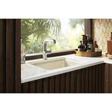 Kohler Evoke Kitchen Faucet by Kohler K 6332 Vs Evoke Single Control Pullout Secondary Kitchen