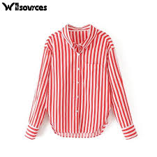 striped blouse witsources striped blouse 2018 white stripes