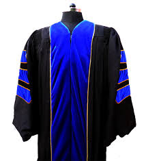doctoral gowns premium phd velvet gown as low as 199 each