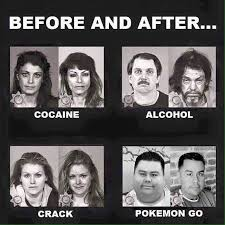 Before And After Meme - before after pok礬mon go know your meme