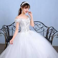 wedding frocks slim shoulder beaded s wedding dresses weding gowns