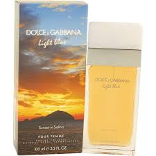 cheapest price for light blue perfume light blue sunset in salina perfume for women by dolce gabbana
