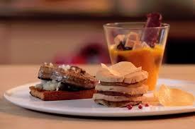 cuisiner des topinambours a la poele recette de foie gras poêlé purée de topinambours sur d
