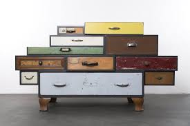 Upcycled Filing Cabinet Imaginative Upcycling With Reclaimed Drawers By Sagi Upcyclista
