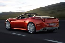 Ferrari California Back - ferrari california t gets sharpened up with new handling speciale