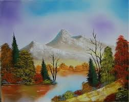 oil color painting pictures images
