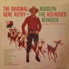 gene autry sings rudolf the nose reindeer vinyl lp at discogs