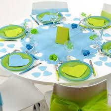 centre de table mariage pas cher centre de table rond turquoise decoration de table mariage pas cher