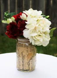 Mason Jars Wedding Centerpieces by Best 25 Mason Jar Hydrangea Ideas On Pinterest Gold Glitter