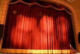 Velvet Home Theater Curtains Decorating Ideas For A Home Theater Home Guides Sf Gate