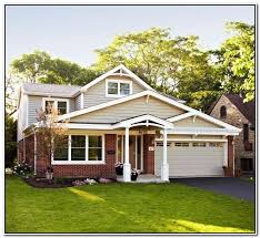 exterior paint colors for brick homes best 25 painted brick homes