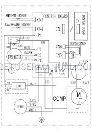 frigidaire air conditioners ffra2822r2 wiring diagram download free