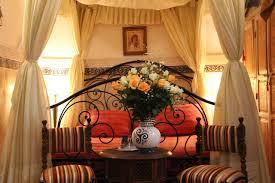 Wohnzimmerm El Im Englischen Stil Bed U0026 Breakfast Dar Al Kounouz Marokko Marrakesch Booking Com