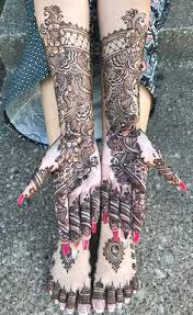 wedding mehndi designs for bridals 2016 2017 14 mehndi designs