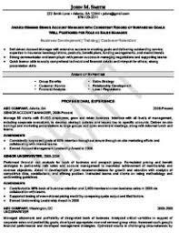 Resume Of Business Development Executive Download Business Development Sample Resume Haadyaooverbayresort Com