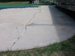 the best way to fix a cracked patio porch advice