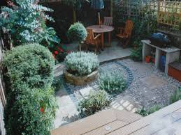 awesome back garden design ideas with small home decoration ideas