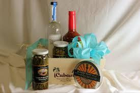 Bloody Mary Gift Basket Bloody Mary Basket Cuban Liquor