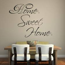 quotes apex stickers home sweet home wall art sticker as10105