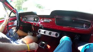 Black 65 Mustang 1965 Ford Mustang Youtube