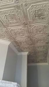 ceiling using metallic ceiling tiles backsplash wonderful pvc