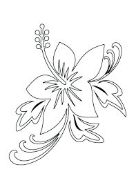 coloring pages flower print outs flower printouts free small