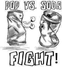 Pop Vs Soda Map Isogloss U2013 The Human Imprint