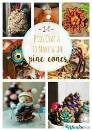 14 crafts to make with pine cones tip junkie